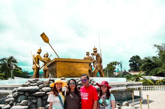 Punto De Disembargo De Rizal En Dapitan